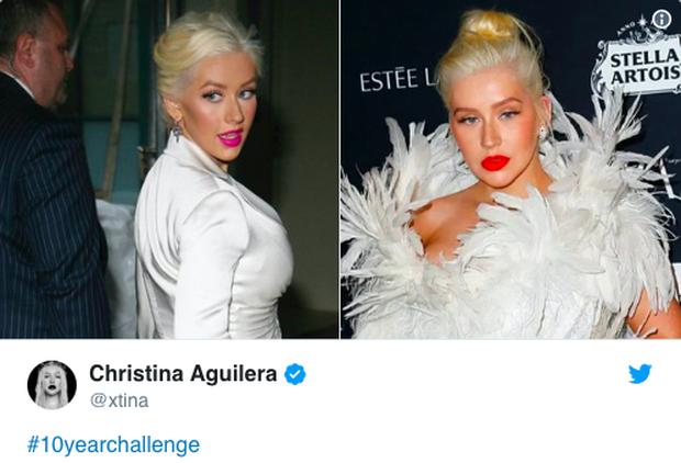Loạt sao Hollywood sốt rần rần vì Thử thách 10 năm: Người đổi luôn giới tính, kẻ cạo đầu gây sốc - Ảnh 7.