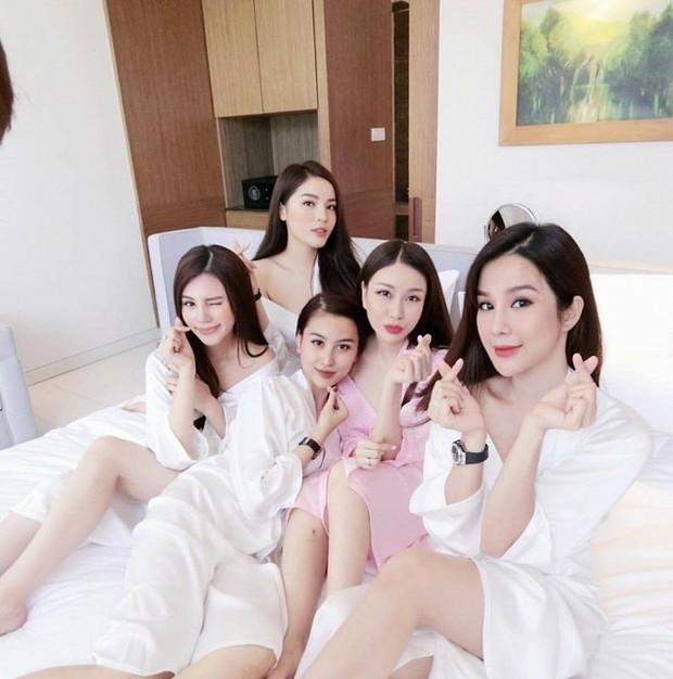 Sau ồn ào nghỉ chơi với Kỳ Duyên, Jolie Nguyễn tố bị bạn thân là Hoa hậu cố ý tiếp cận giật người yêu - Ảnh 3.