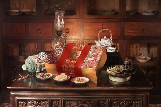 Choáng ngợp với những hộp quà có visual quá lung linh trong Tết này, ai chưa có ý tưởng quà cáp có thể vào tham khảo xem sao - Ảnh 9.