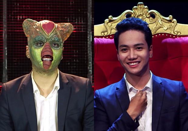Á hậu Việt Nam toàn cầu bật khóc khi chọn phải chàng trai đa tình trong gameshow hẹn hò - Ảnh 1.