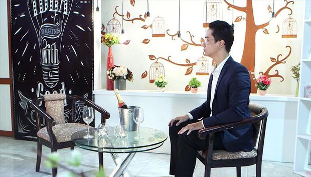 Á hậu Việt Nam toàn cầu bật khóc khi chọn phải chàng trai đa tình trong gameshow hẹn hò - Ảnh 10.