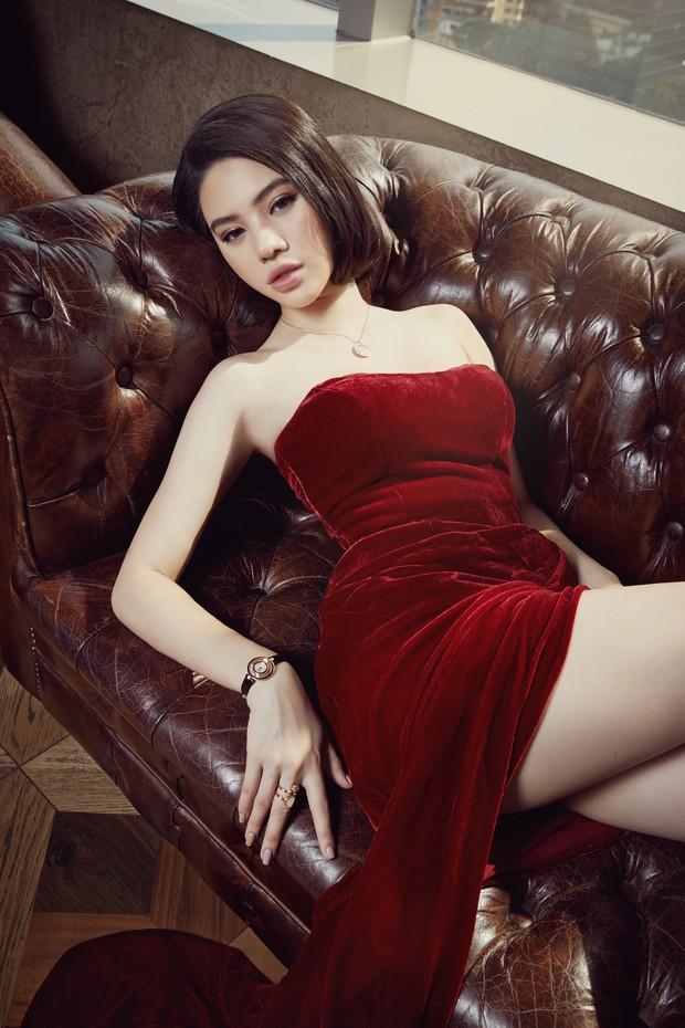 Sau ồn ào nghỉ chơi với Kỳ Duyên, Jolie Nguyễn tố bị bạn thân là Hoa hậu cố ý tiếp cận giật người yêu - Ảnh 1.