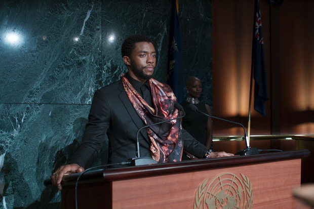 Bất ngờ chưa, cái kết của Black Panther đã được thay đổi hoàn toàn chỉ với một câu thoại? - Ảnh 4.