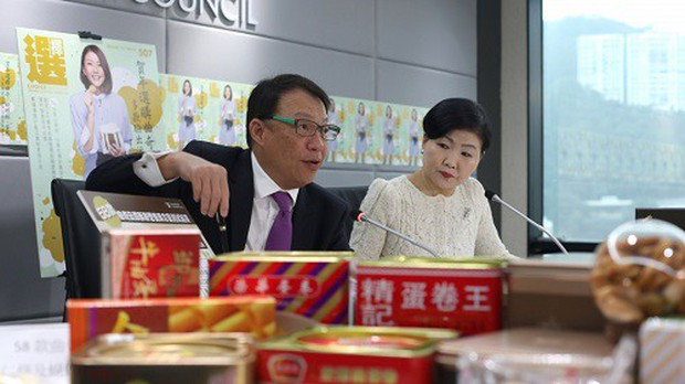 Chấn động: Phát hiện chất gây ung thư trong hơn 50 loại bánh kẹo ở Hồng Kông - Ảnh 1.
