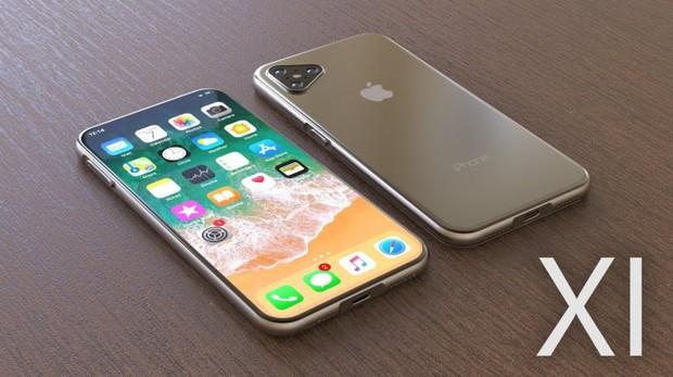 iPhone XS chưa hết hot, iPhone XI (2019) đã kịp nhận đầy một rổ tin đồn nóng hổi! - Ảnh 1.
