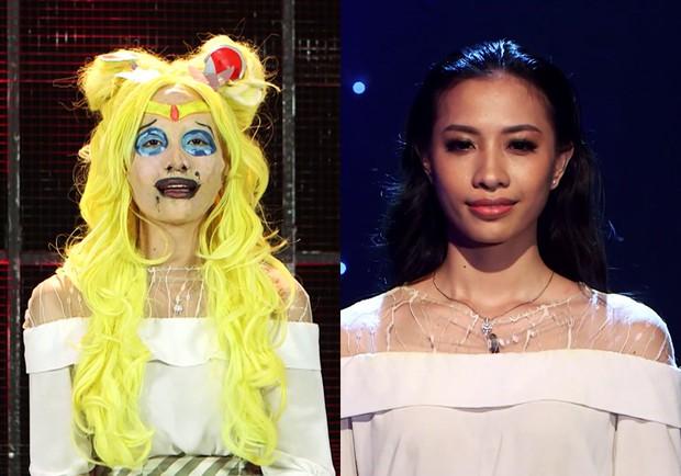 Á hậu Việt Nam toàn cầu bật khóc khi chọn phải chàng trai đa tình trong gameshow hẹn hò - Ảnh 2.