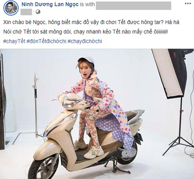 Ninh Dương Lan Ngọc diện style Ninja Lead để chụp ảnh quảng bá cho Running Man Vietnam? - Ảnh 1.