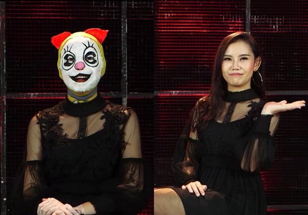Á hậu Việt Nam toàn cầu bật khóc khi chọn phải chàng trai đa tình trong gameshow hẹn hò - Ảnh 4.