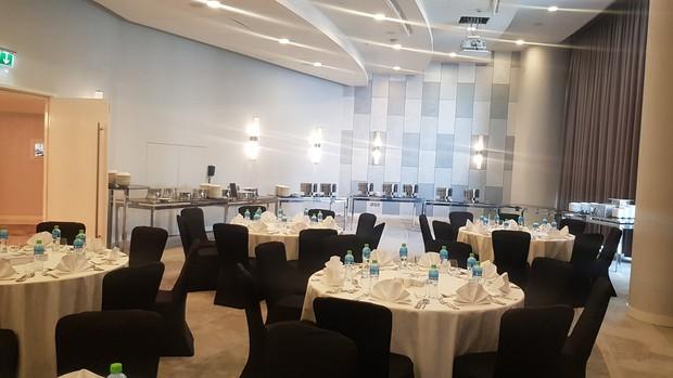 Tuyển Việt Nam đóng quân tại khách sạn 5 sao nằm ở trung tâm thành phố Dubai giàu có bậc nhất thế giới - Ảnh 3.