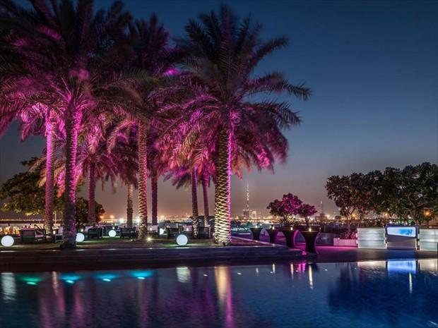 Tuyển Việt Nam đóng quân tại khách sạn 5 sao nằm ở trung tâm thành phố Dubai giàu có bậc nhất thế giới - Ảnh 11.