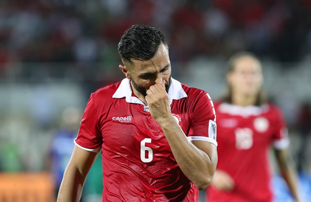 Mất vé vớt vào tay Việt Nam, cầu thủ Lebanon cạn lời khi nói về thất bại của đội nhà - Ảnh 2.