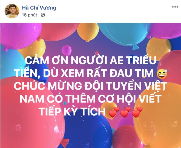 Dân mạng vỡ oà vì đội tuyển Việt Nam lọt qua khe cửa hẹp để vào vòng 1/8 tại Asian Cup - Ảnh 2.