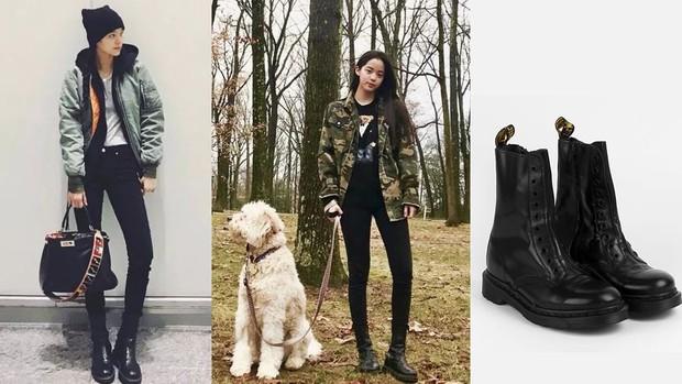 Vẫn biết Âu Dương Na Na giàu nhưng không ngờ cô còn sở hữu tủ sneakers đáng ngưỡng mộ - Ảnh 9.