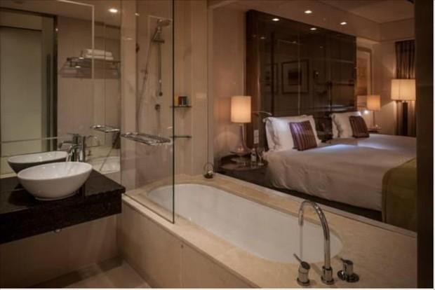 Tuyển Việt Nam đóng quân tại khách sạn 5 sao nằm ở trung tâm thành phố Dubai giàu có bậc nhất thế giới - Ảnh 6.