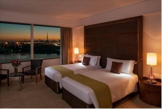 Tuyển Việt Nam đóng quân tại khách sạn 5 sao nằm ở trung tâm thành phố Dubai giàu có bậc nhất thế giới - Ảnh 5.
