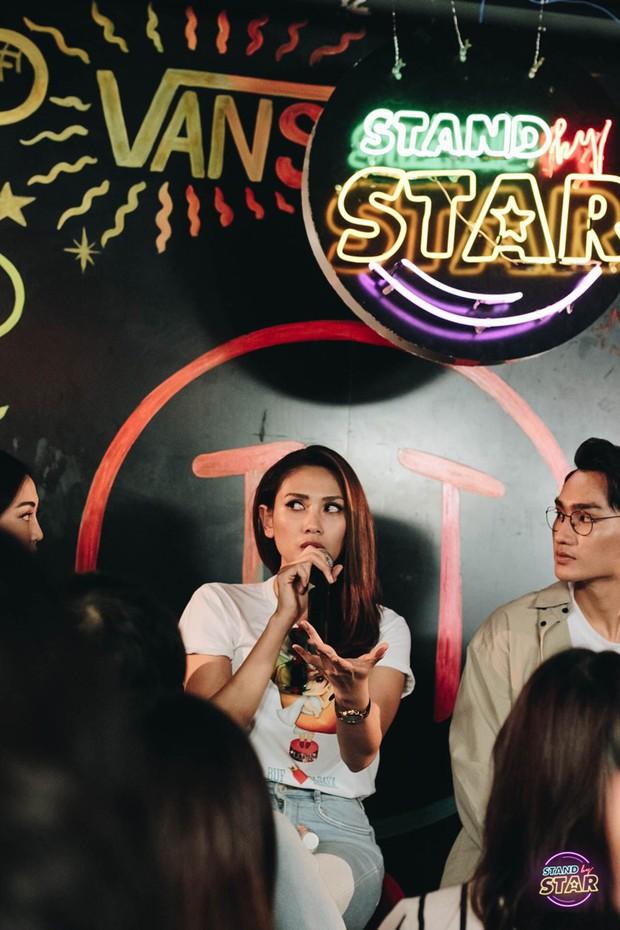 Stand By Star: Võ Hoàng Yến cực lầy lội khi tự nhận mình là... chồng của Minh Hằng - Ảnh 4.
