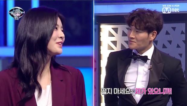 Kim Jong Kook nói gì khi lần đầu chạm trán bạn gái Lee Kwang Soo sau tin hẹn hò gây sốt? - Ảnh 1.