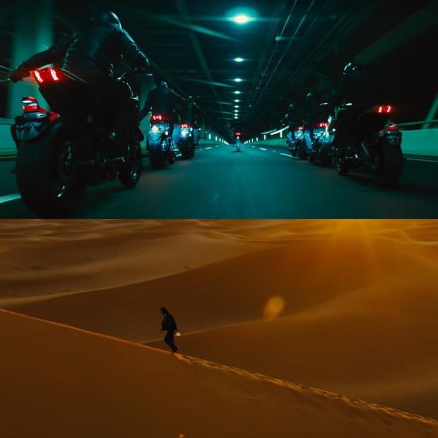 7 chi tiết thú vị ẩn giấu sau những cảnh bắn giết tàn khốc của trailer John Wick 3 - Ảnh 5.