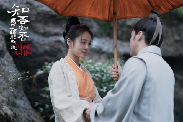 """Bất ngờ với cách yêu của hai người đàn ông cùng mê Triệu Lệ Dĩnh trong """"Minh Lan Truyện"""" - Ảnh 12."""