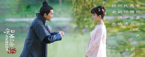 """Bất ngờ với cách yêu của hai người đàn ông cùng mê Triệu Lệ Dĩnh trong """"Minh Lan Truyện"""" - Ảnh 13."""