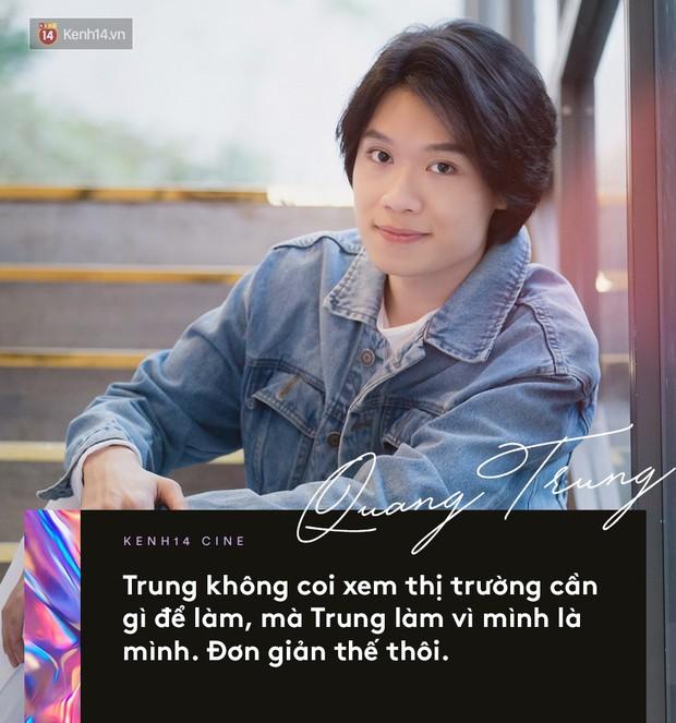 Quang Trung - Chàng trai nương theo nghệ thuật đầy cảm tính - Ảnh 7.