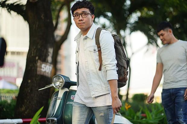 Đóng phim cùng vợ nhưng Trấn Thành lại thích bạn diễn nữ Ninh Dương Lan Ngọc hơn - Ảnh 5.