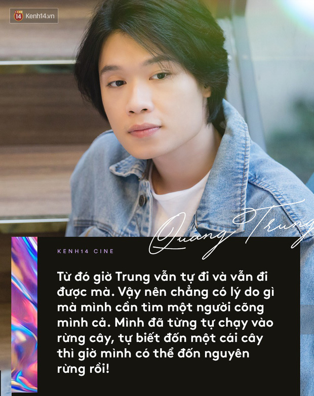 Quang Trung - Chàng trai nương theo nghệ thuật đầy cảm tính - Ảnh 8.