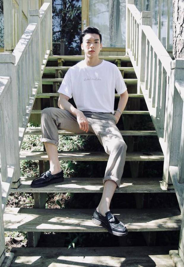 Hoá ra 10 năm trước, hotboy Brian Trần từng là chàng trai mắt cận da đen nhem nhẻm - Ảnh 1.