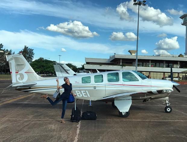 Nhan sắc của cô gái 21 tuổi được mệnh danh là nữ phi công nóng bỏng nhất thế giới - Ảnh 6.