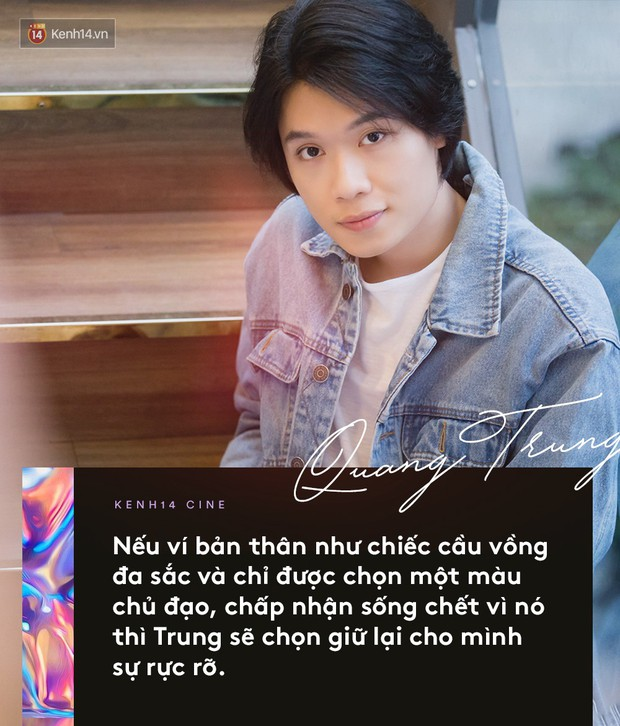 Quang Trung - Chàng trai nương theo nghệ thuật đầy cảm tính - Ảnh 11.
