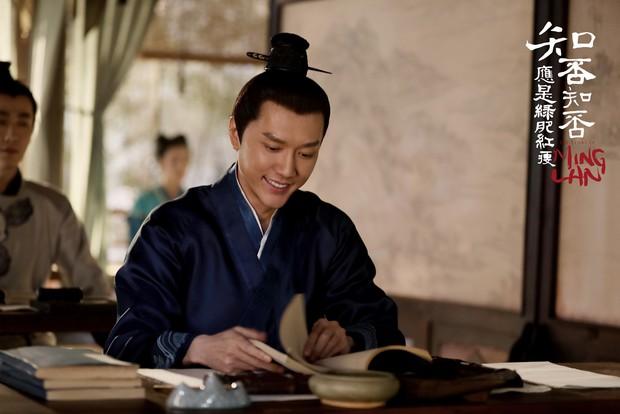 """Bất ngờ với cách yêu của hai người đàn ông cùng mê Triệu Lệ Dĩnh trong """"Minh Lan Truyện"""" - Ảnh 7."""