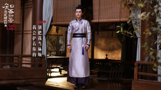 """Bất ngờ với cách yêu của hai người đàn ông cùng mê Triệu Lệ Dĩnh trong """"Minh Lan Truyện"""" - Ảnh 1."""