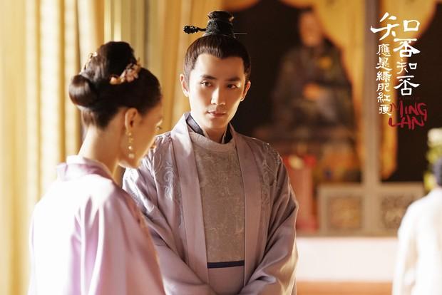 """Bất ngờ với cách yêu của hai người đàn ông cùng mê Triệu Lệ Dĩnh trong """"Minh Lan Truyện"""" - Ảnh 5."""
