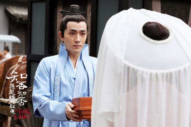 """Bất ngờ với cách yêu của hai người đàn ông cùng mê Triệu Lệ Dĩnh trong """"Minh Lan Truyện"""" - Ảnh 2."""