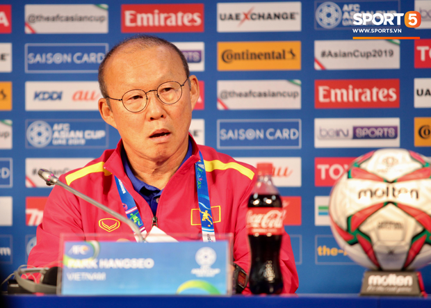 HLV Park Hang-seo: Jordan đang bất bại, nhưng Việt Nam sẽ giành chiến thắng - Ảnh 1.
