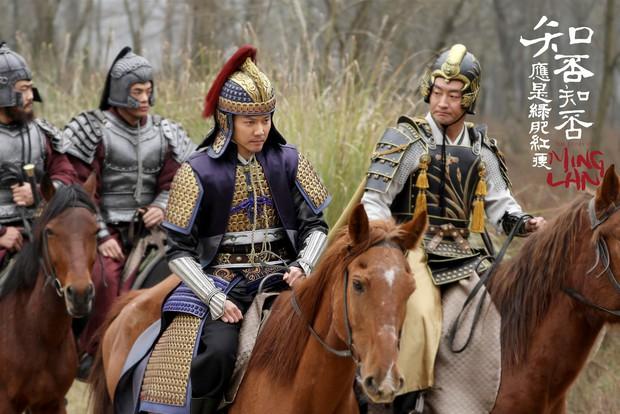 """Bất ngờ với cách yêu của hai người đàn ông cùng mê Triệu Lệ Dĩnh trong """"Minh Lan Truyện"""" - Ảnh 9."""