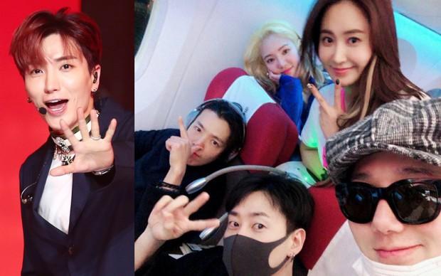 Concert SM ở Chile: Huỷ họp báo vì fan quá khích, thủ lĩnh Super Junior nhập viện, công ty làm ăn cẩu thả với SNSD - Ảnh 1.