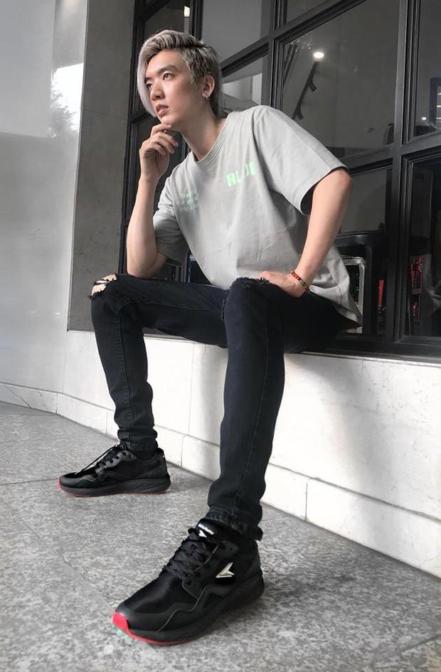 Hoá ra 10 năm trước, hotboy Brian Trần từng là chàng trai mắt cận da đen nhem nhẻm - Ảnh 8.