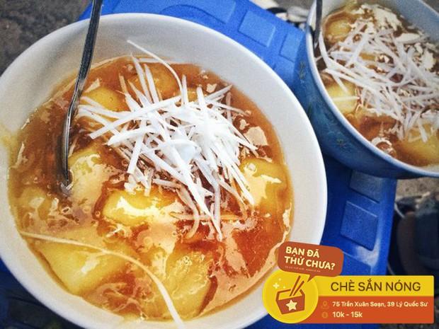 Giữa trời đông Hà Nội, có những món ăn nho nhỏ ấm áp mà chỉ cần cắn một miếng là đủ thấy hạnh phúc - Ảnh 10.