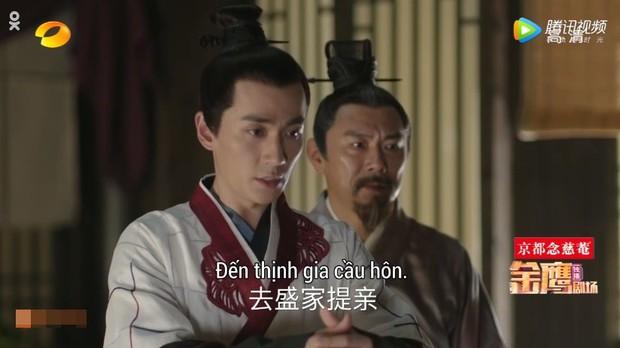 """Bất ngờ với cách yêu của hai người đàn ông cùng mê Triệu Lệ Dĩnh trong """"Minh Lan Truyện"""" - Ảnh 6."""