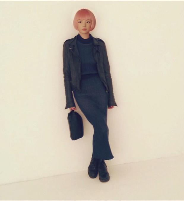 Xinh đẹp và quyến rũ, cô gái tóc hồng mới nổi trên Instagram Nhật hóa ra là người mẫu ảo! - Ảnh 13.