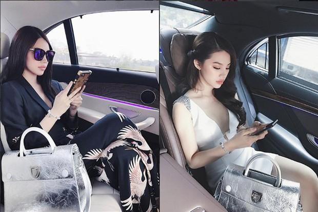 Xôn xao tin đồn Jolie Nguyễn hoàn toàn không phải là rich rid - Ảnh 5.