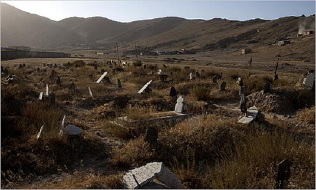 Những nghĩa địa kỳ lạ trên thế giới khiến bạn rùng mình - Ảnh 9.
