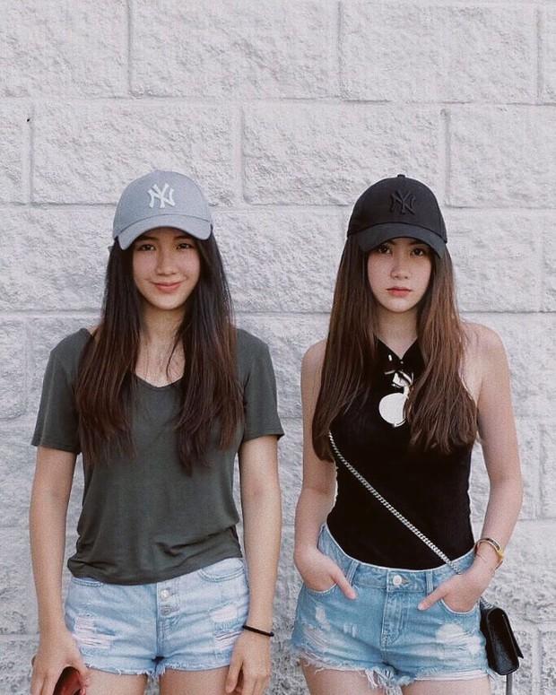 Hội bạn thân xinh đẹp, toàn du học sinh của 2 chị em hot girl Lào gốc Việt - Ảnh 1.