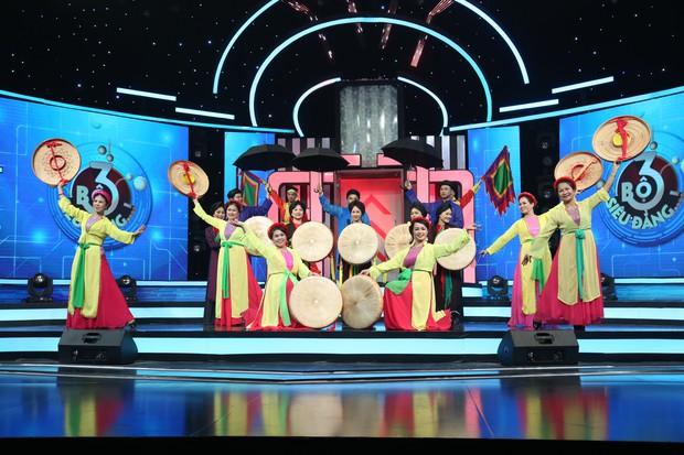 Cao Thái Hà bị nhan sắc của Song Luân và Quang Đại làm lu mờ tại gameshow - Ảnh 5.