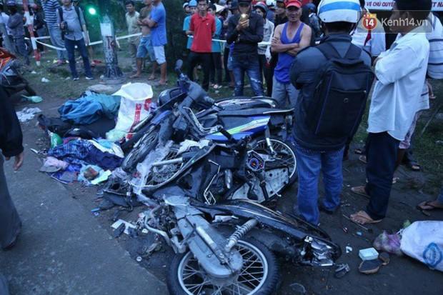 Vụ container tông hơn 20 xe máy: Chiếc xe gây tai nạn vẫn còn hạn kiểm định - Ảnh 2.
