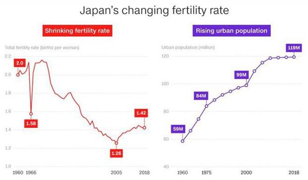 Khám phá thị trấn độc đáo ở Nhật Bản, nơi chính quyền cho tiền để các cặp đôi sinh con - Ảnh 3.