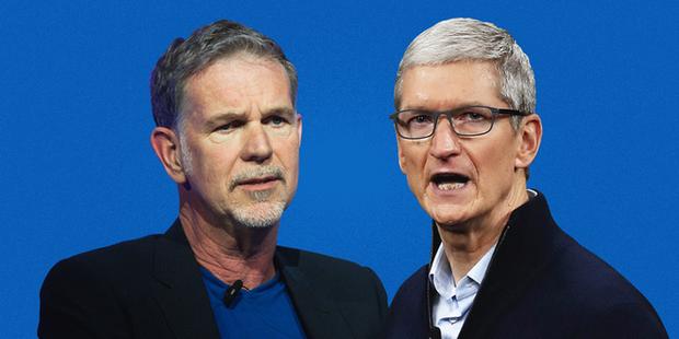 Ứng dụng Netflix vừa đâm một nhát dao chí mạng vào lưng Apple - Ảnh 1.