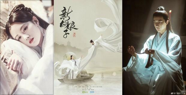 Phim truyền hình Hoa Ngữ xông đất tháng 1: Khởi đầu năm mới với những gương mặt quen thuộc - Ảnh 4.
