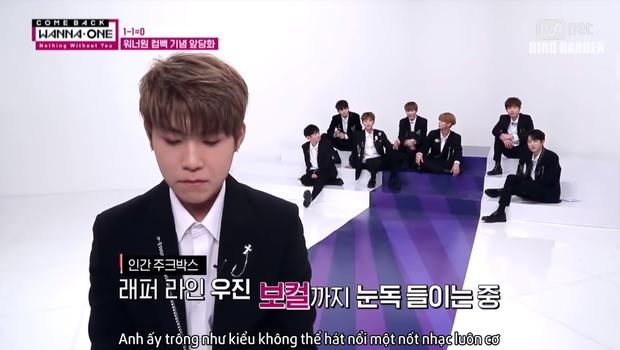 Wanna One tan rã rồi, fan sẽ không được thấy 11 thành viên bóc phốt nhau thế này nữa! - Ảnh 7.